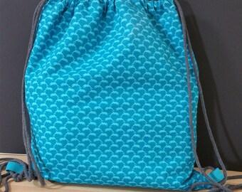 Gymnastic bag, gym bag, gym sac