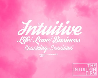 Intuitive Life/Love/Business Coaching- 25 Minute Session