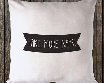 Take more naps