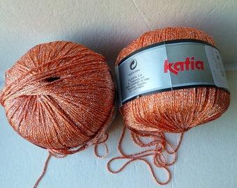 Yarn Sale  Peach 36 Gatsby by Katia