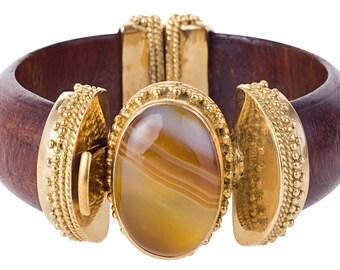 Cicero Bracelet Brown big