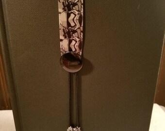 Custom Made Ribbon Bookmark - Storm Troopers