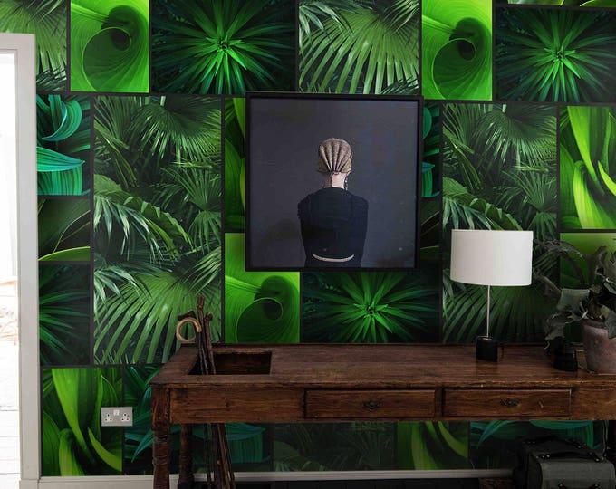 Tropical Framase Wallpaper