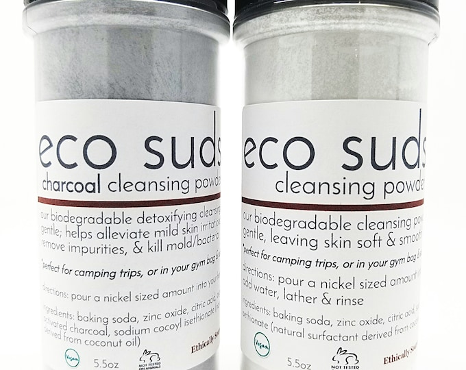BHC Eco Suds Cleansing Powder