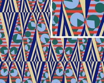Glow - MELON - PER 25CM - Amy Butler - HAPI - PWAB118 - 100% Cotton Quilt Fabric