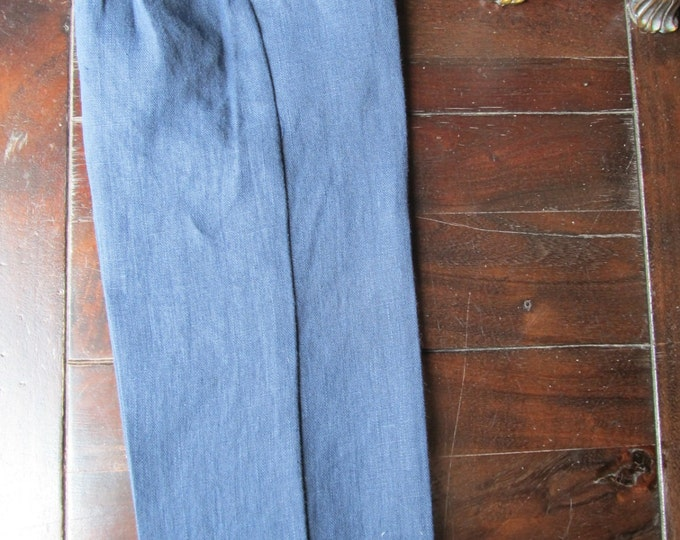 Linen Ring Bearer PANTS. Wedding Outfit for Ringbearer