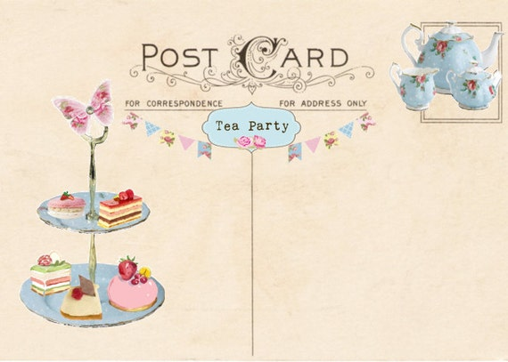 blank tea party invitations east keywesthideaways co