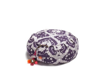 Plum Bagh Zafu Meditation Cushion
