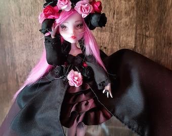 Monster High custom repaint dolls ooak