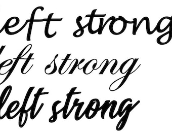 Cleft Strong