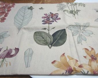Waverly Screen Print--Second Spring Fabric