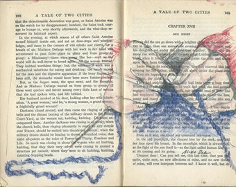 drawing in books -  A Tale of Two Cities