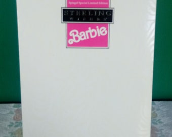 Sterling Wishes Barbie Spiegel Special Limited Edition 1991