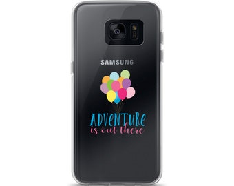 Adventure Is Out There Disney Pixar UP Samsung Phone Case | Walt Disney World Phone Case | Disney Gift | Disneyland
