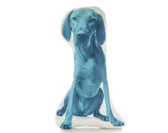 Vizsla Pillow, Vizsla, Hungarian vizsla, Dog, Pet Pillow, Pet cushion, Dog Lover, Bedroom Decor, Home Decor, Kids Decor, Birthday Gift