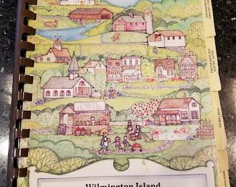 Our Blended Heritage - Wilmington Island United Methodist Church - Savannah, GA Cookbook 1985