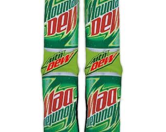 Mountain Dew Sector Apparel Socks