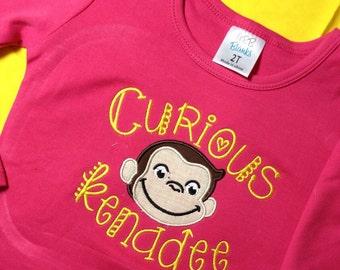 Curious Kid Shirt