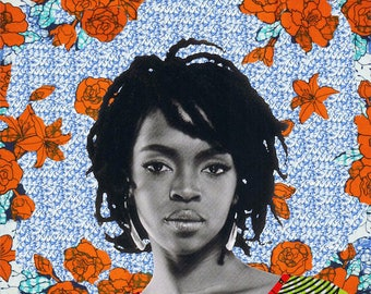 Ms. Lauryn Hill Limited Edition 8x10 Print