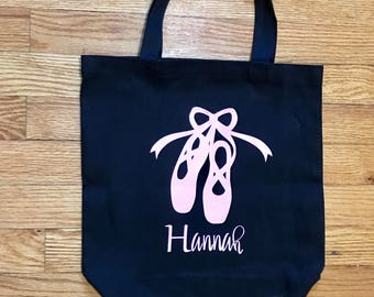 Personalized dance bags