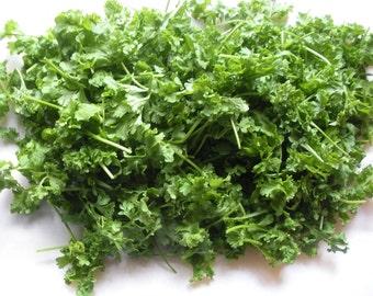 Pepper Cress (select 400=>12,800 seeds) heirloom curled grass pepperwort 253