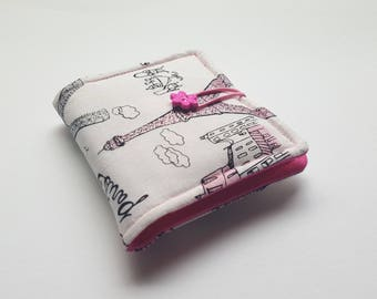 fabric tampon case