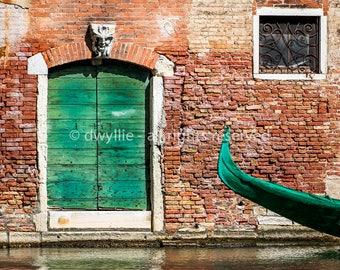 Venice Green Door