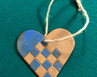 Swedish Heart Ornament