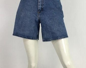 80s wrangler hean shorts/vintage wrangler for women