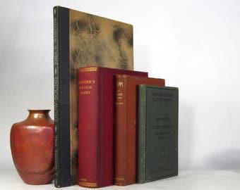 John Greenleaf Whittier - 4 poetry books