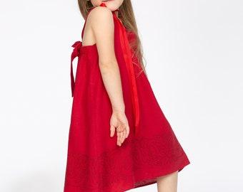 MARA dress, 100% linen