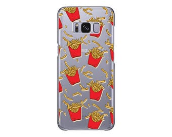 French Fries | Case for Samsung Galaxy S9 | Samsung S9 Plus case | Samsung S8 Plus | Samsung S8 | Samsung Galaxy Note 8 | Fries Before guys