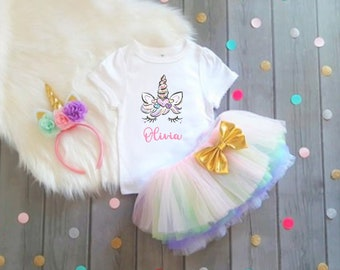 Girls Unicorn Shirt, Girls Unicorn Outfit, Unicorn Birthday, Unicorn Outfit, Baby Girl Unicorn Shirt, Toddler Unicorn Shirt, LS