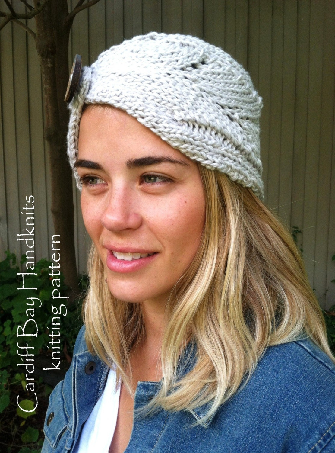Magnificent Knit Headwrap Pattern Images - Blanket Knitting Pattern ...