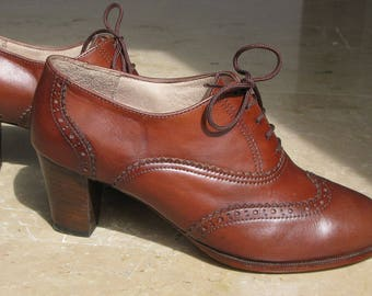 Womens Oxford Shoes- custom shoes-oxford shoes women-handmade shoes-Leather boots-oxford shoes women-womens shoes-heels-boots