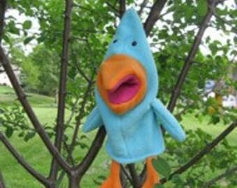 Aqua Gwak Puppet