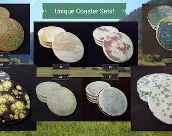 Decorative Coaster Sets