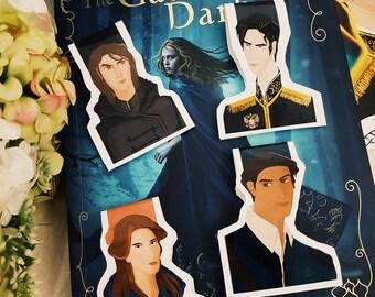 The Grisha Bookmarks