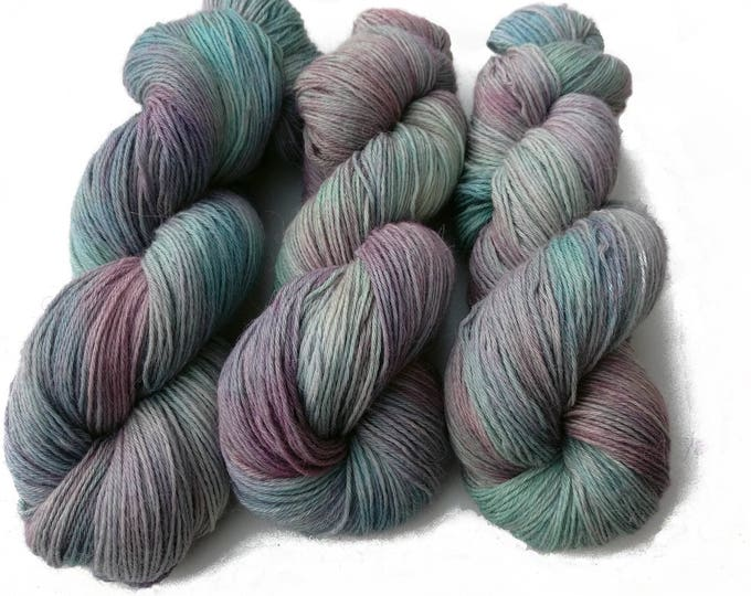 Yoga Baby Alpaca Yarn - Carribean Seas