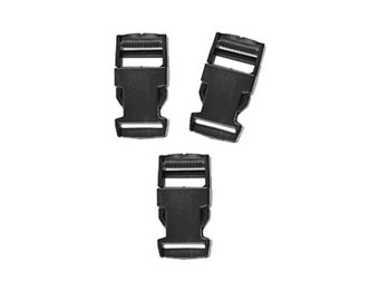 "3/4"" Side Release Buckles 100 ct."