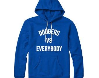 Versus Dodgers - Adult Hoodie