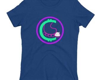 Creamtoe-04-Women's t-shirt