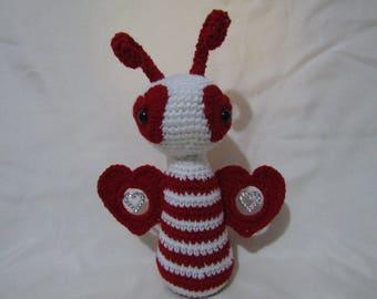 Amigurumi Love Bug (Individual)
