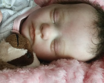 Made to order, Reborn doll, lifelike doll,  realistic  doll, lifelike reborn, realistic reborn, reborn baby