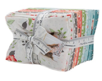 Nest by Lella Boutique for Moda - Factory Precut - Fat Quarter Bundle