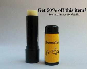 Solid perfume / solid perfume stick / natural perfume / artisan perfume / travel perfume / botanical perfume/alcohol free perfume-TEMPTATION