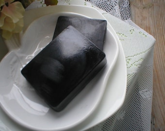 Powerhouse Men's Soap, Sleek, Masculine Scent, Patchouli, Indian Sandalwood, Refreshing Clean Scent, Fresh Made