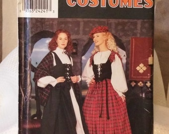 Simplicity 0640 - Costumes
