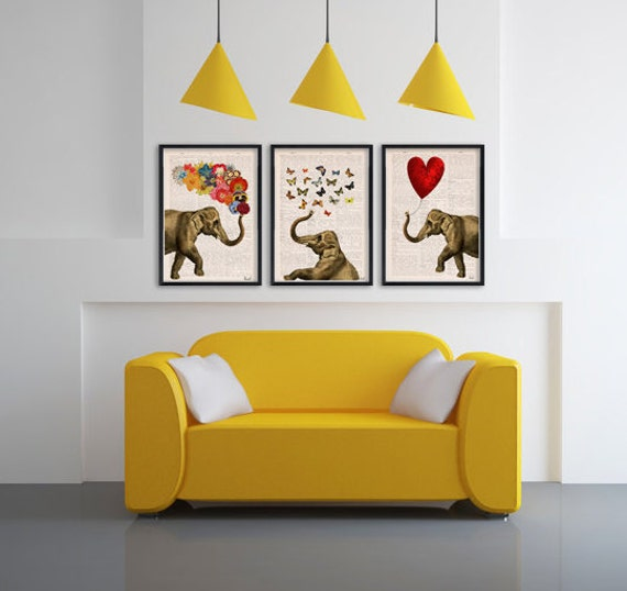 SALE choose ANY Three Book page reproduction A3 sized posters ONLY fifty dollars Dorm decor, wall art nursery decor SET004