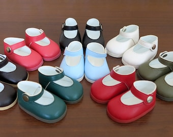Shoes for 18 inch Gotz dolls. Exceptional quality.